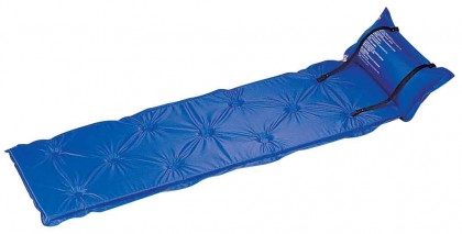 Self-Inflating Mattress with build-in pillow
