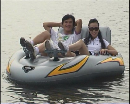 Two Person Pedal Boat