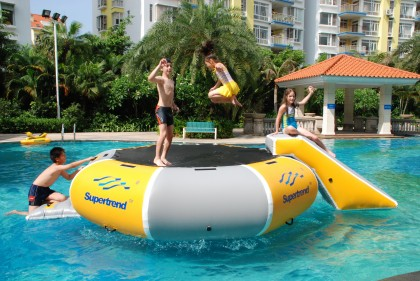 Water Trampoline Kit