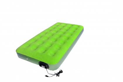 蘋果綠配AR-300植絨空氣床